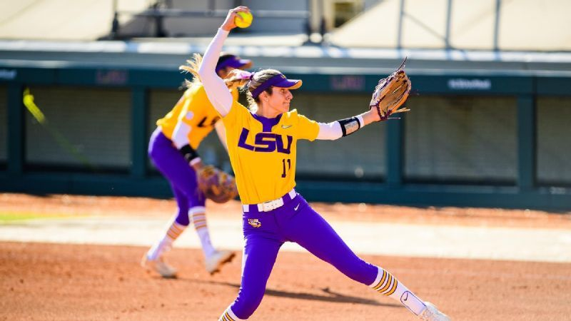 No. 9 LSU walks off vs. Liberty in DH opener
