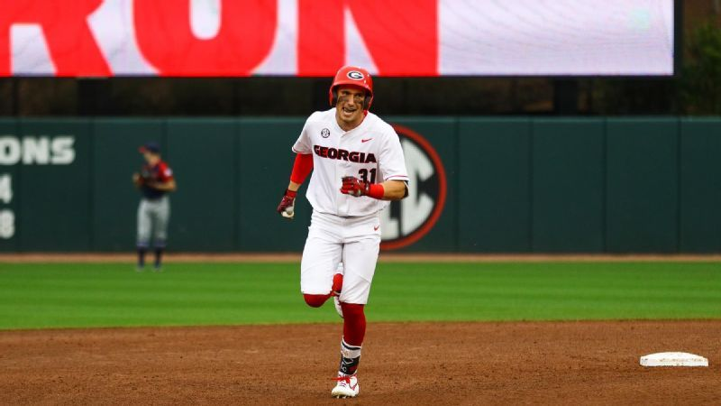 Pitching, power propel No. 7 Georgia past Georgia State