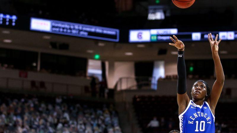SEC Announces 2021 Women's Basketball Postseason Awards