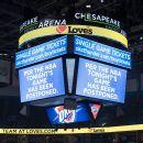 Joel Embiid overtakes LeBron James as favorite to win NBA MVP