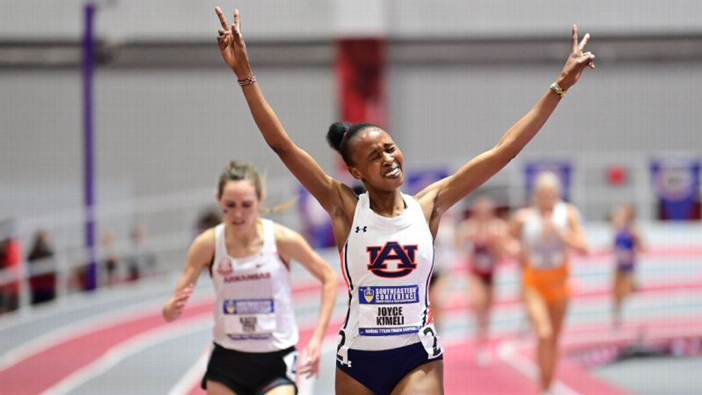 Seven from SEC named to Bowerman Watch List