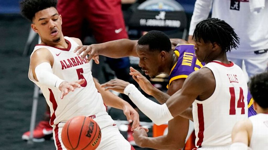 Bama holds off LSU in epic battle to claim SEC title