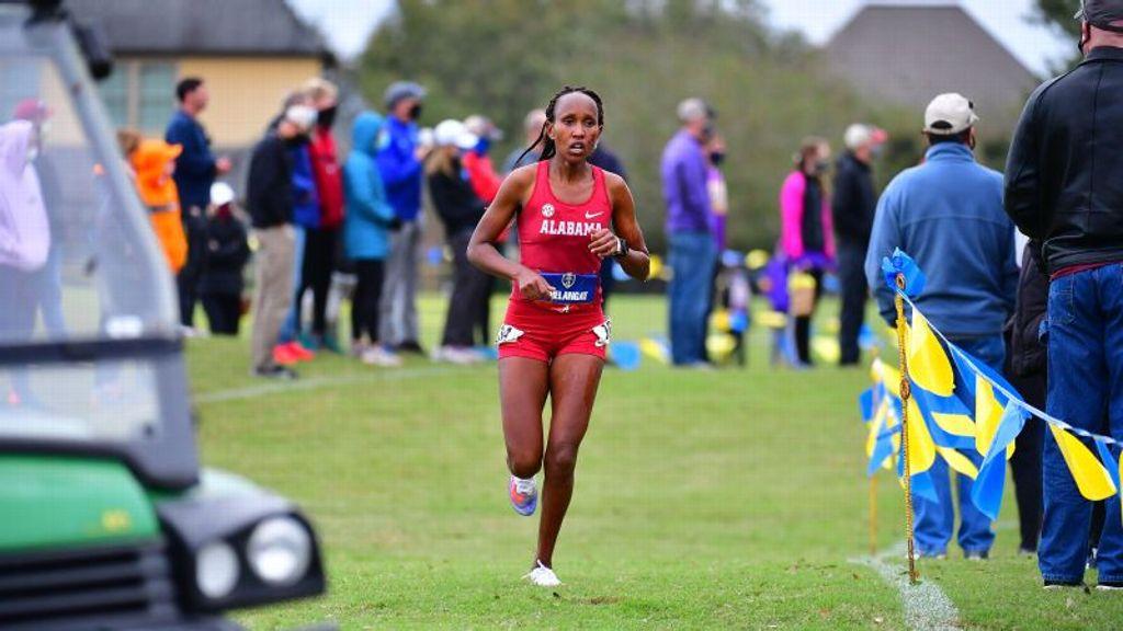 Mercy Chelangat wins NCAA Cross Country Championship