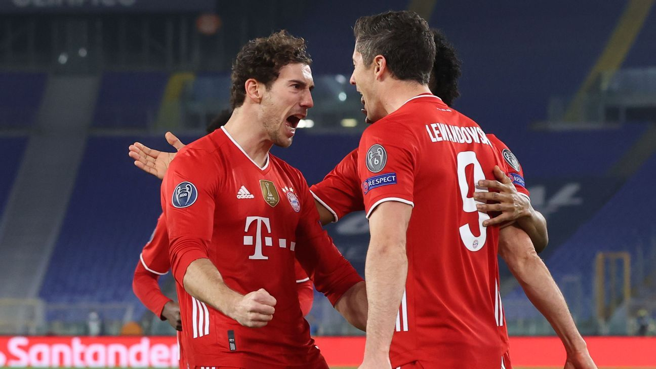 Champions League Predictions Bayern Munich And Chelsea To Make It All The Way To The Final