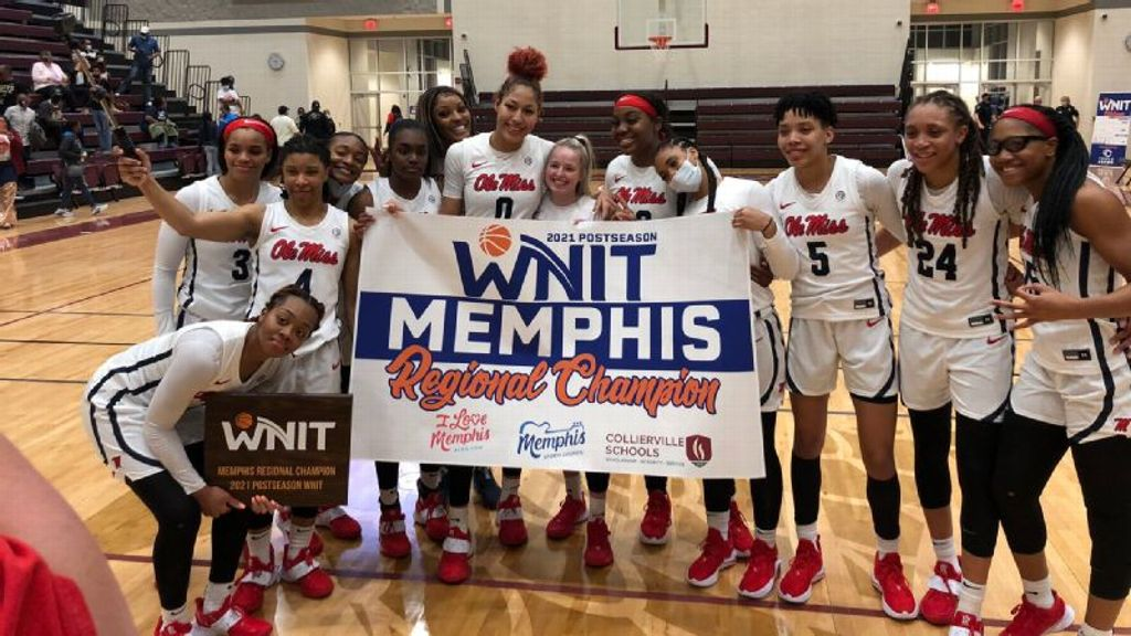 Ole Miss cruises past Colorado to play in WNIT semis