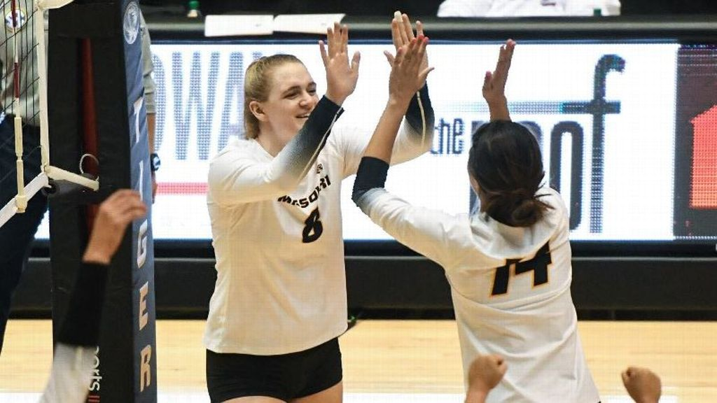 No. 24 Mizzou ends the regular season with a sweep