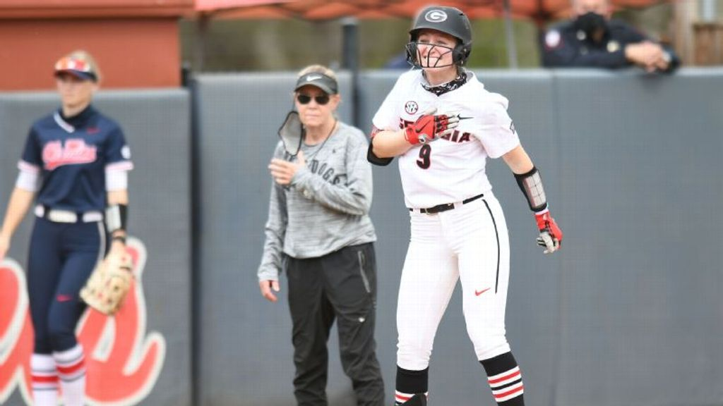 No. 18 Georgia evens series with Ole Miss