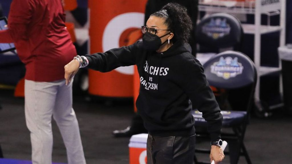 Dawn Staley diary: 'We're making them talk about us'