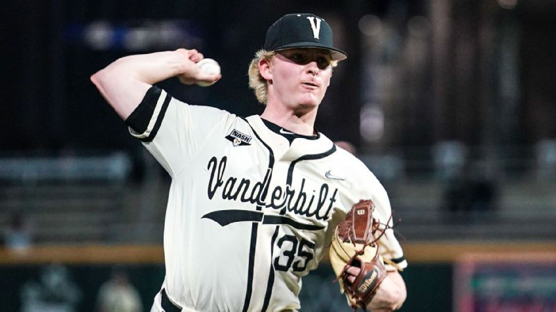 Top-ranked Vandy holds on for tight win vs. UT Martin