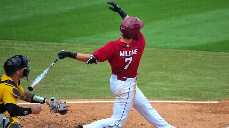 South Carolina dominates Mizzou to earn series win