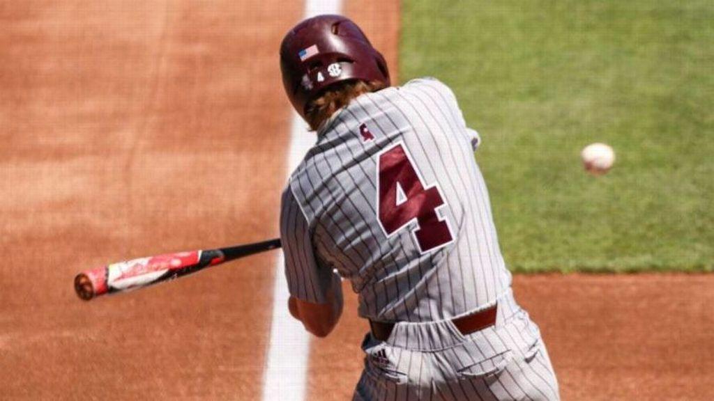Hot start propels MS State to series sweep vs. Auburn