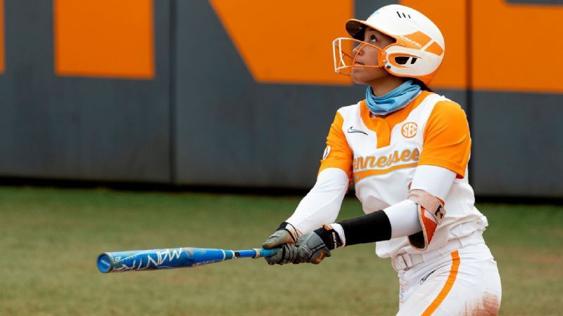 No. 16 Lady Vols Blank Tennessee Tech