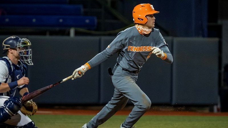 No. 5 Vols win high-scoring affair at Western Carolina