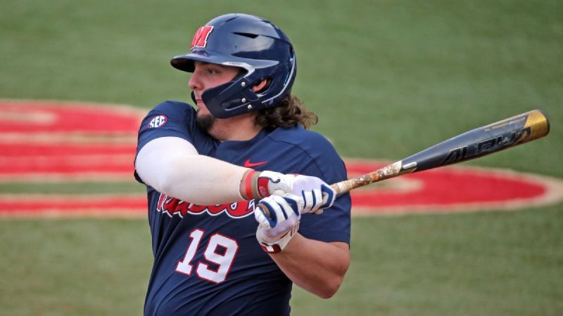 Baker's big day keys lopsided win for No. 6 Ole Miss