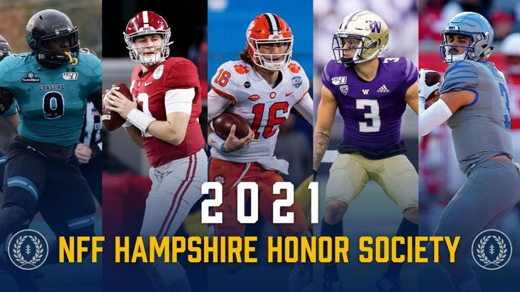 2021 NFF Hampshire Honor Society Membership Announced