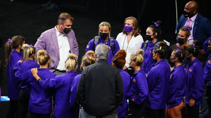 LSU Finishes Sixth at NCAA Championships