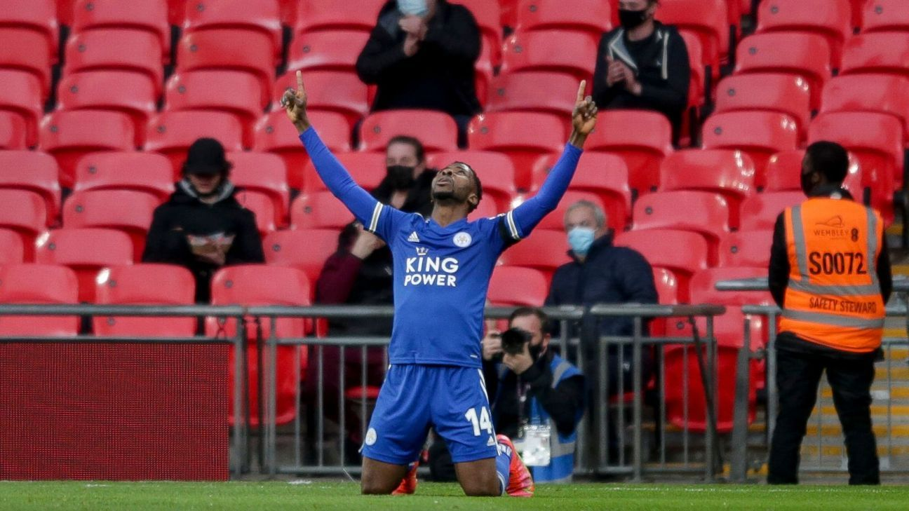 Leicester's Iheanacho presentations he is in a position to steer after sending Foxes to FA Cup ultimate