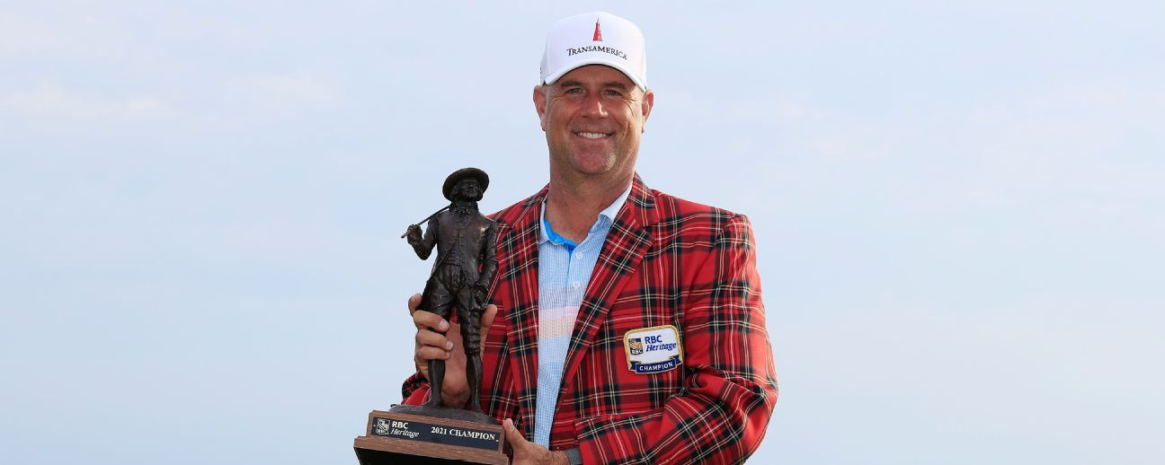 Cink-cess! 47-year-old wins third Heritage identify