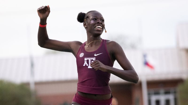 SEC Outdoor Track & Field Weekly Honors