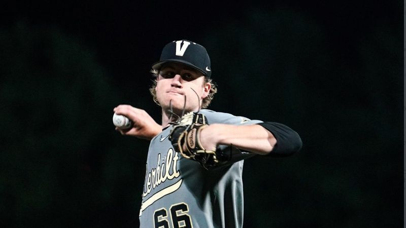 Stellar pitching leads Commodores past Austin Peay