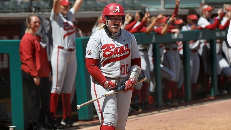 Crimson Tide stomp out Bulldogs to clinch series