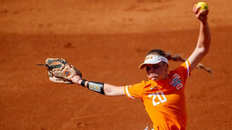 Lady Vols beat Auburn to win fourth straight SEC series