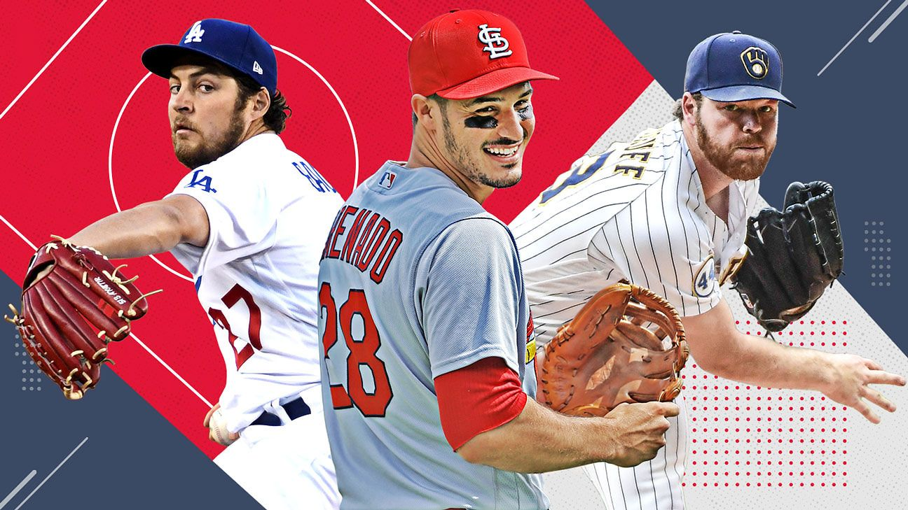 MLB Power Rankings: Where does your team fall on our first list of May?