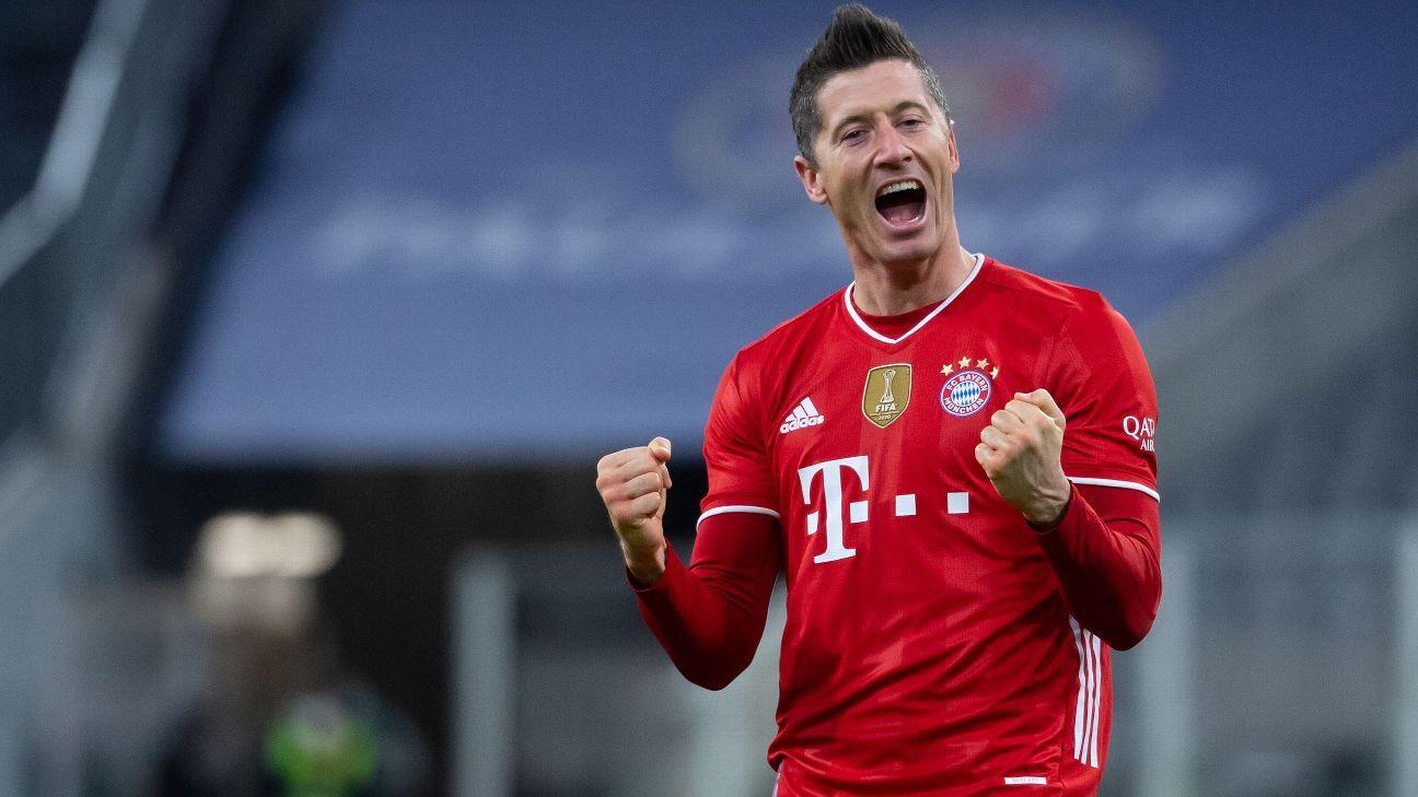Lewandowski for €60m? Man City, Chelsea ponder move