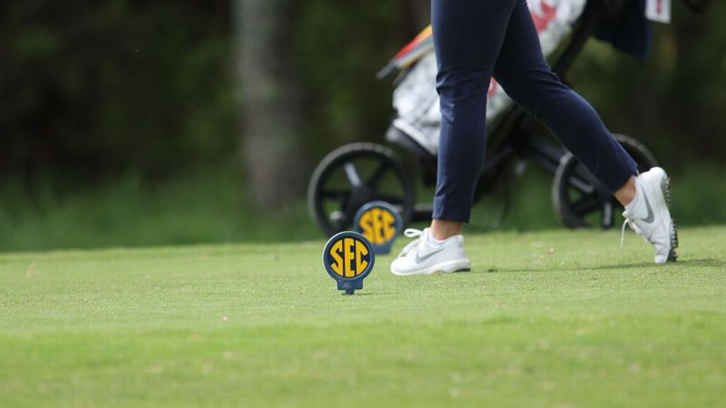 2021 SEC Women's Golf Awards Announced