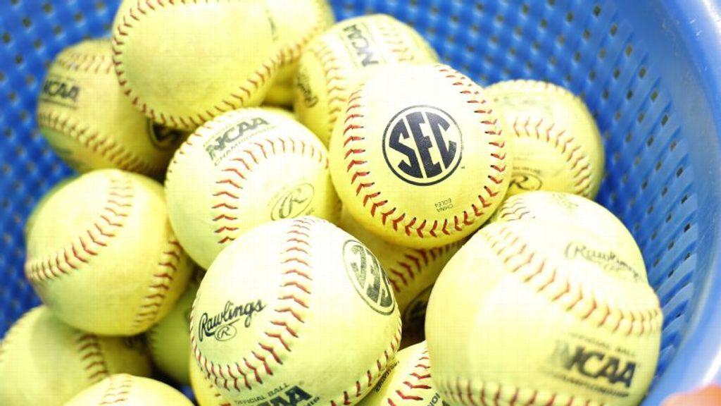 SEC Student-Athletes Named to NFCA All-Region Teams