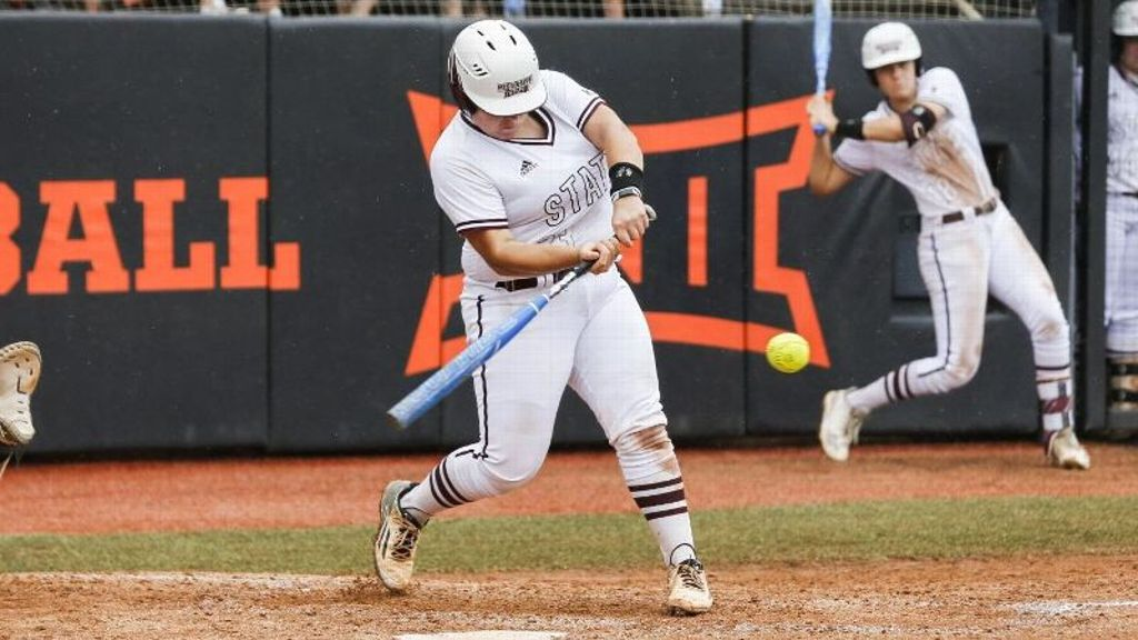No. 5 Oklahoma State ends Mississippi State's season