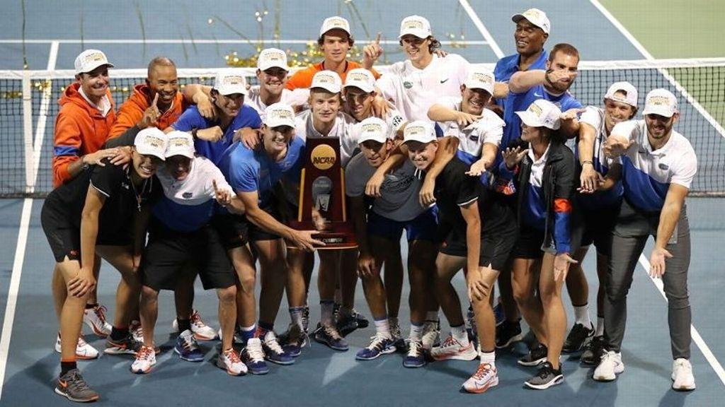 Florida Wins 2021 NCAA Men's Tennis Championship