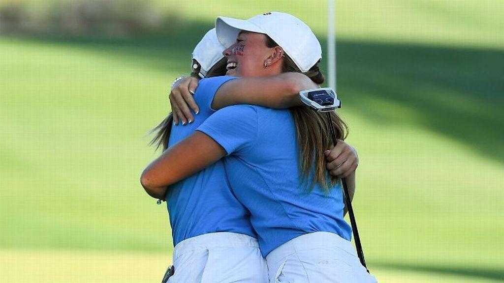 Ole Miss Women's Golf Advances to NCAA Title Match