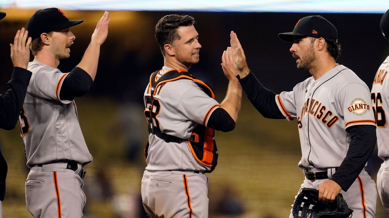 How are the Giants — yes, the Giants! — the best team in baseball?