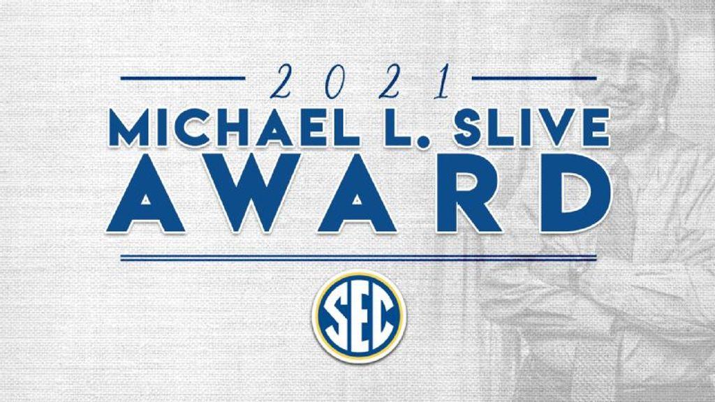 SEC Medical Guidance Task Force Receives Michael L. Slive Award