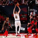 R862838 1296X1296 1 1 Damian Lillard Says 'It'S Back To The Drawing Board' For Portland Trail Blazers After Round 1 Exit