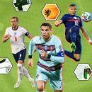 Soc Euro Kit Mbappe, Kane, Lukaku Have Fun With Uefa'S Official Tournament Photos