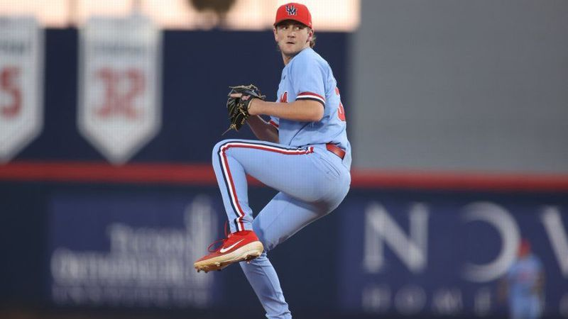 Early barrage buries Ole Miss in loss to Arizona