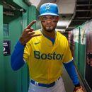Los Angeles Dodgers present their 'Dodgers' City Connect uniforms.