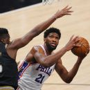 Philadelphia 76ers' Joel Embiid frustrated with officiating after win, wants it 'called both ways' 2