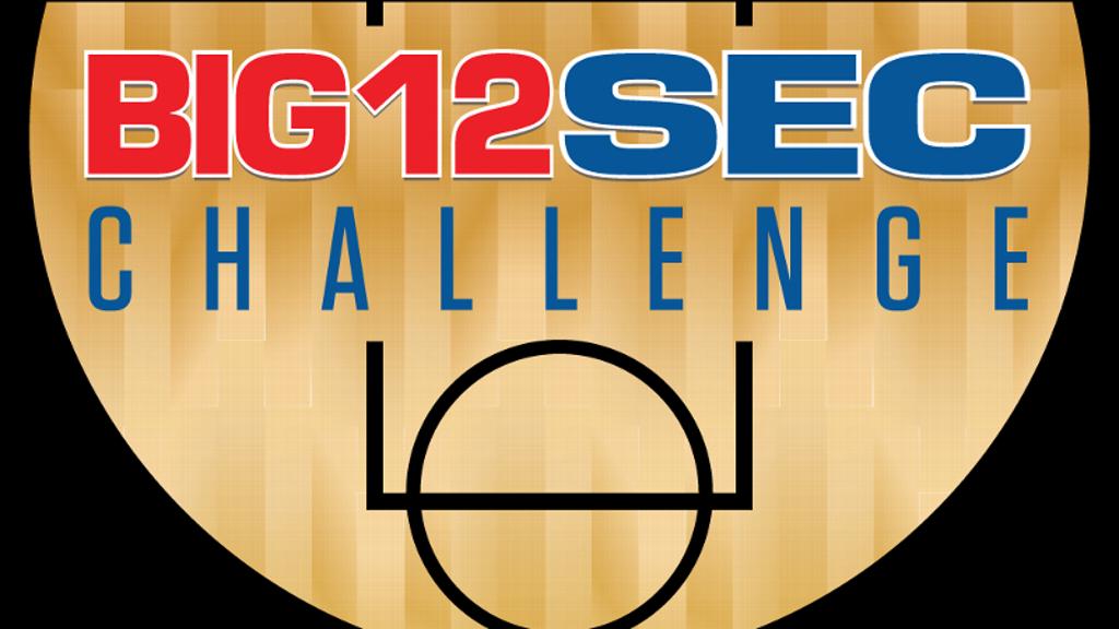 2022 BIG 12/SEC CHALLENGE MATCHUPS SET