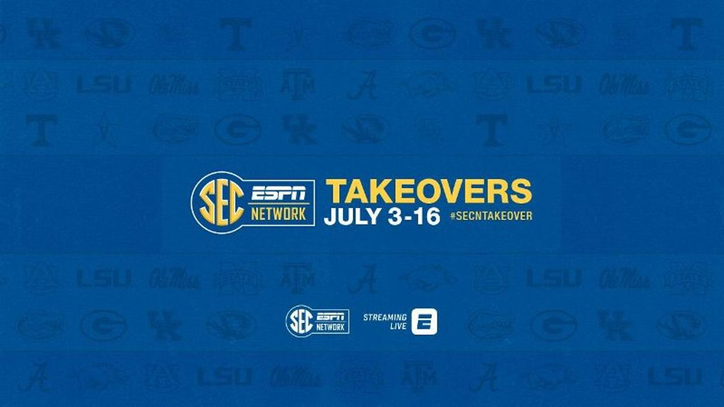 SEC teams take the reins for SEC Network Takeover