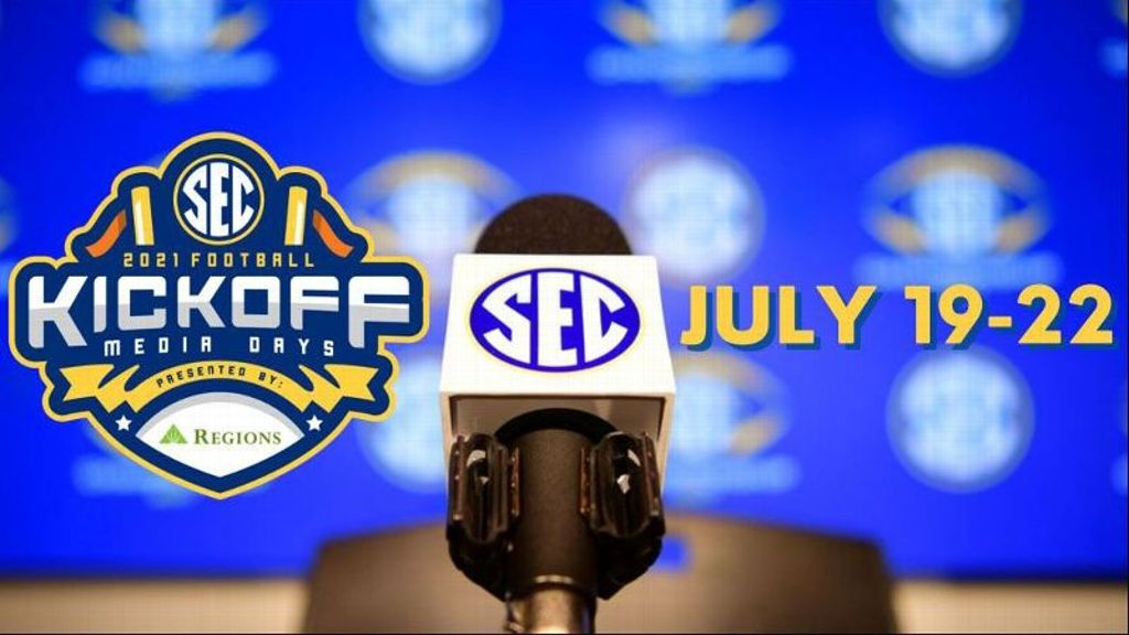 SEC Network to have ample coverage for 2021 SEC Kickoff