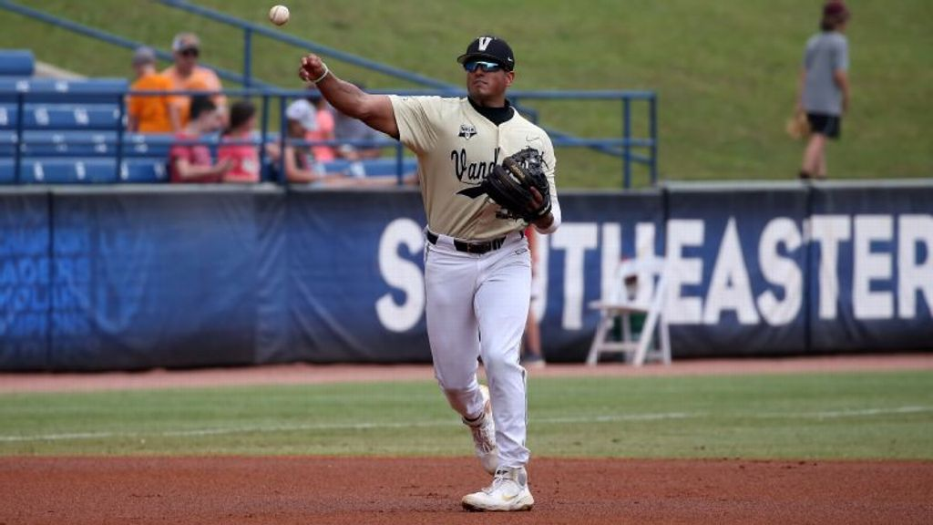 Sixty-seven SEC players selected in 2021 MLB Draft