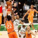 R880608 2 1296X1296 1 1 Phoenix Suns Star Chris Paul'S Game 4 Woes 'A Blip' On Radar, Monty Williams Says