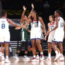 R882077 1296X1296 1 1 U.s. Men'S Basketball Team Gains Momentum With Win Over Spain In Final Game Before Tokyo Olympics
