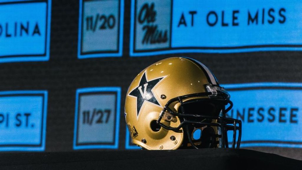 Game Day in Nashville - Home of the Commodores