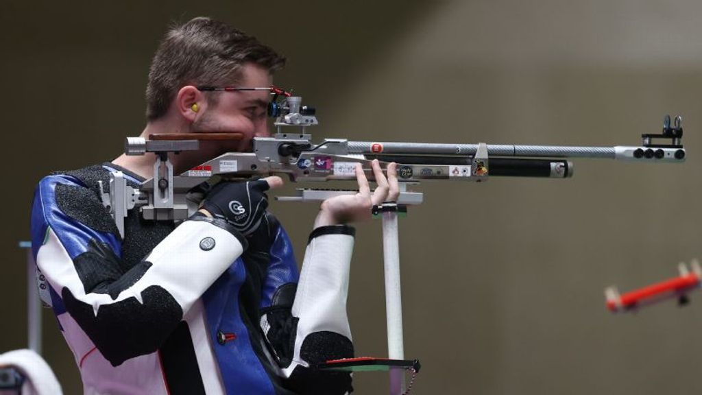Kentucky Blue Turns to Gold for Team USA Rifle