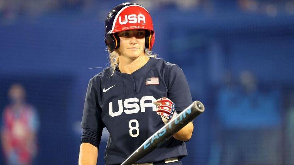 Bama's McCleney helps Team USA Softball grab silver