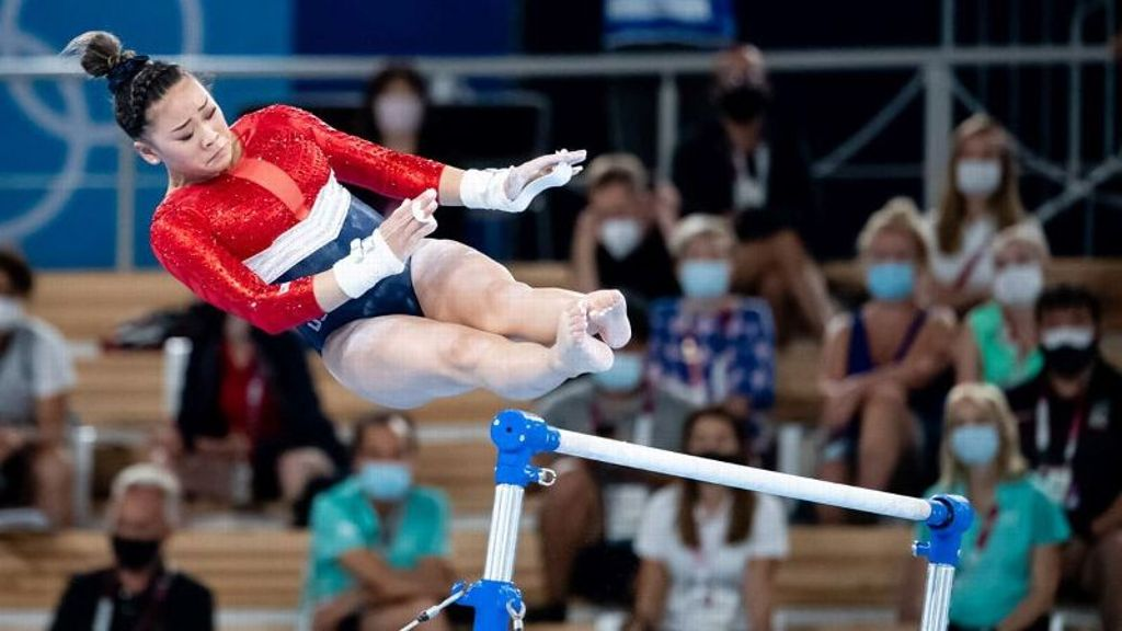 Auburn's Lee helps USA Gymnastics take team silver